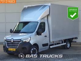 closed lcv Renault 2.3 dCi 165PK Bakwagen Laadklep Dubbellucht Navi Cruise Zijdeur A/C Crui... 2021