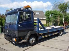 car transporter truck Mercedes-Benz LK 814 814 6CIL MANUAL POMP 1994