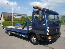 chassis cab truck Mercedes-Benz LK 814 814L MANUALE FUEL POMP 1994
