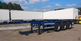 container chassis semi trailer LAG 0-3-39 L 1996