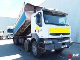tipper truck > 7.5 t Renault Kerax 420 8x4 2005