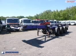Container-Fahrgestell Auflieger Dennison 3-axle container trailer 20-30-40-45 ft 2006
