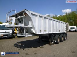 Kippauflieger General Trailers Tipper trailer alu 23 m3 2000