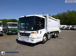 garbage truck Mercedes-Benz 2629 6x2 RHD Heil refuse truck 2013