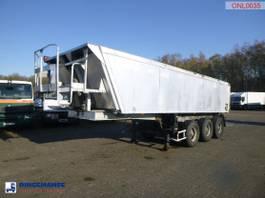 tipper semi trailer Benalu Tipper trailer alu 23 m3 2000