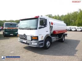 tank truck Mercedes-Benz 1517 4x2 fuel tank 11.5 m3 / 3 comp / ADR 10/2021 1999