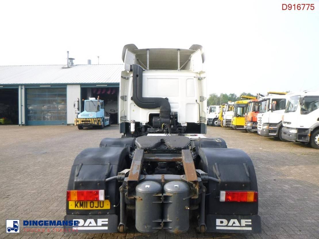 other-tractorheads DAF CF 85 6X2 RHD 2011