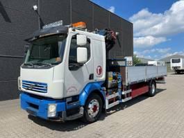 crane truck Volvo FL260 4x2 2011