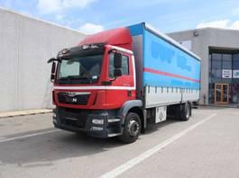 tilt truck MAN TGM 18.290 2015