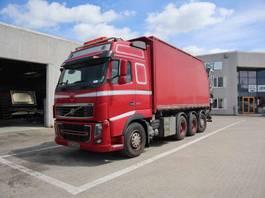 tipper truck > 7.5 t Volvo FH 16/600 2012