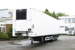 refrigerated semi trailer Chereau Carrier Vector 1950MT /Strom/Bi-Temp/LBW/FRC 23 2014