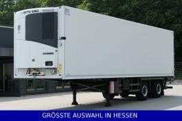 refrigerated semi trailer Schmitz Cargobull Multi Temp Liftachse LBW + Hecktüren €475.-mtl. 2014