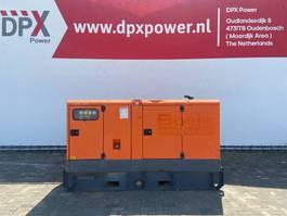 generator Atlas Copco QAS60 - Perkins - 65 kVA Generator - DPX-12400 2010