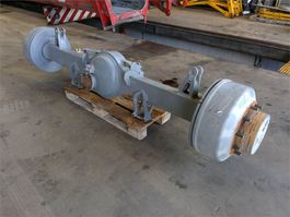 axle equipment part Liebherr LTM 1250-6.1 axle nr 4