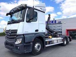 container truck Mercedes-Benz ACTROS