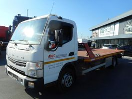 car transporter truck Mitsubishi FUSO 7 C 15 2014