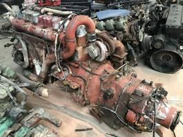 Engine truck part Renault D320 1986