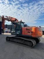 crawler excavator Hitachi Zx210lcn-3 rupskraan 2007