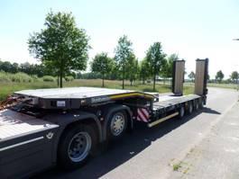 semi lowloader semi trailer Goldhofer STN MPA 4 56 / 80 A 2017