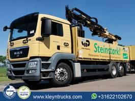 platform truck MAN 26.400 atlas 210.2 2013