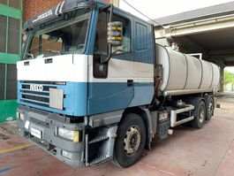 tank truck Iveco