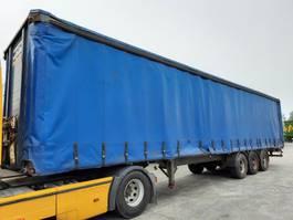 sliding curtain semi trailer Krone 1999