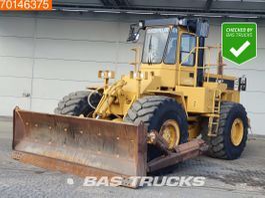 wheel loader Caterpillar 824C GOOD TYRES - 3406 ENGINE 1990