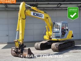 crawler excavator Kobelco SK 130 LC CUMMINS ENGINE - QUICK COUPLER 1995