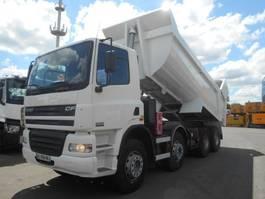 tipper truck > 7.5 t DAF CF85 2017