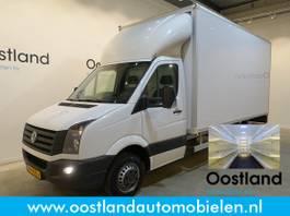 closed lcv Volkswagen 50 2.0 TDI DL 164 PK Bakwagen / Gesloten Laadbak / Airco / Cruise Contro... 2014
