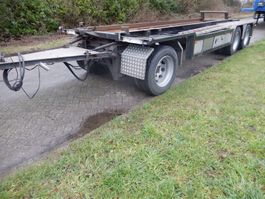 container chassis trailer GS Meppel AC 2800 R 3 As Vrachtwagen Aanhangwagen T.b.v. laadbakken, WN-77-PG 1995