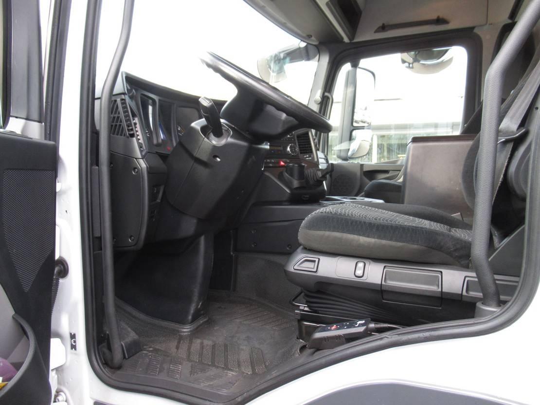 Plattform-LKW Mercedes-Benz 1830 LL 4x2 Full Air Suspension Euro 6 2017