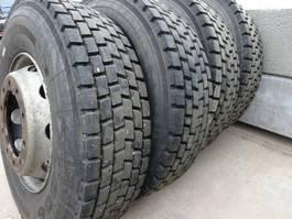 tyres truck part Barkley 295/80R22.5 Z.G.A.N. BANDEN SET 6 STUKS !!