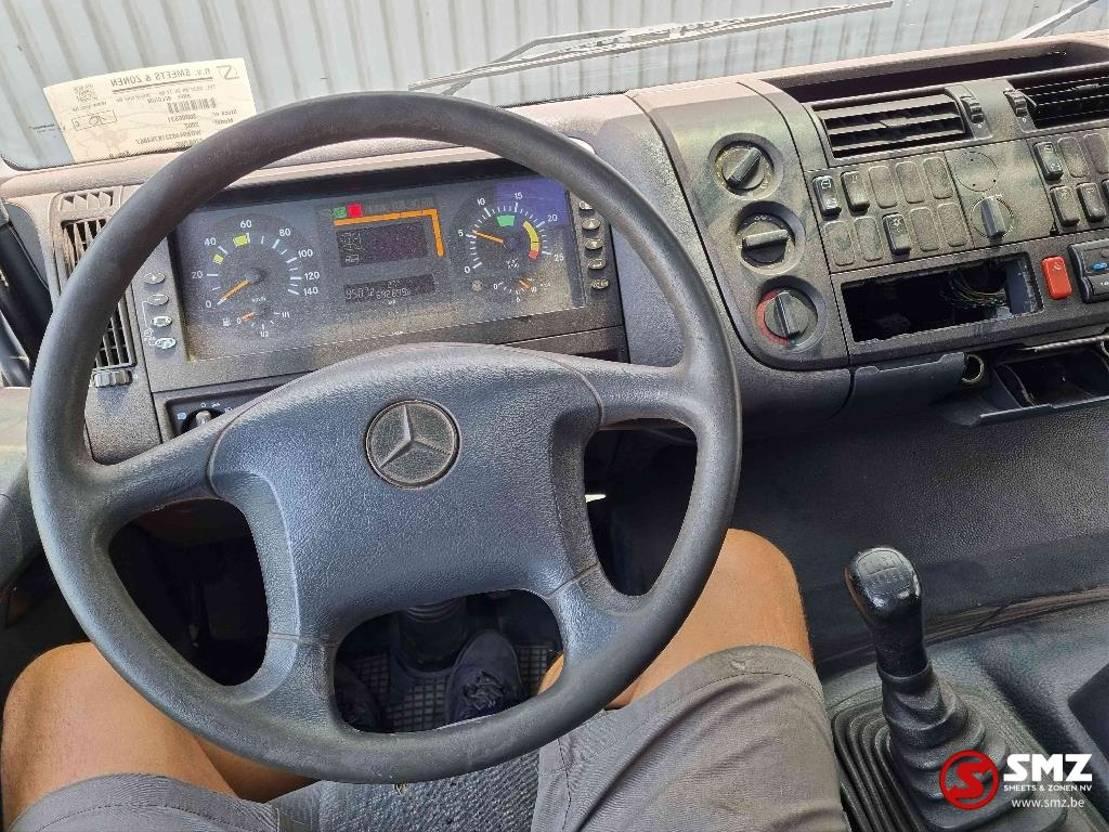 cab over engine Mercedes-Benz Axor 2002