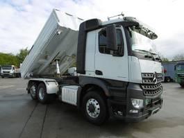 tipper truck > 7.5 t Mercedes-Benz 03.2021 2645 6x4 HAD GG 26to Euro 6 Retarder 2016