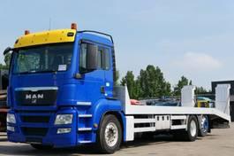 other trucks MAN TGS 26 Maschinentransport Retarder Lift/Lenk 2008