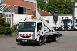 work platform lcv Renault Bühne GSR 18m/2 Per.Korb/HU+AU+UVV Neu 2014