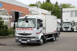 mounted boom lift truck Renault Midlum 220Dxi Bühne 192CPM 19m/2P.Korb 265kg/TOP 2013