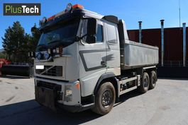 tipper truck > 7.5 t Volvo 520 2007