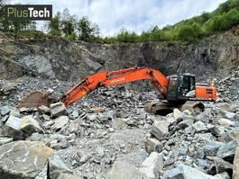 crawler excavator Hitachi ZX 290 LC-5B 2012