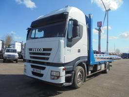 platform truck Iveco Stralis MANUAL 2009