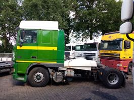 cab over engine DAF XF 480 XF 95, Manual Gearbox, 480HP, 2003 2002