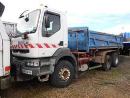 tipper truck > 7.5 t Renault Kerax 1999