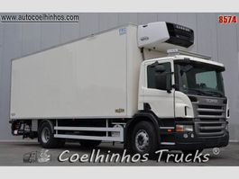 refrigerated truck Scania P 280 2010