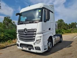 cab over engine Mercedes-Benz Actros Retarder 2016