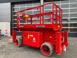 scissor lift wheeld LGMG SR1018E 2021
