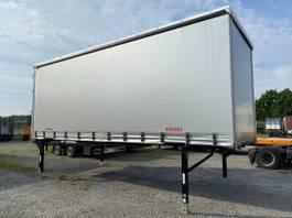 swap body truck Kögel Trailer GmbH ENC74 Wechselbritsche ENC74 --Neuwertig -- 2020