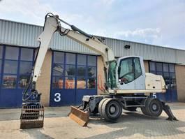wheeled excavator Atlas TW 150 2007