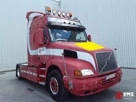 cab over engine Volvo 12 420 Globetrotter 2001