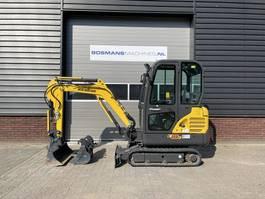 mini digger crawler New Holland E19C minigraver DEMO €345 LEASE 2020